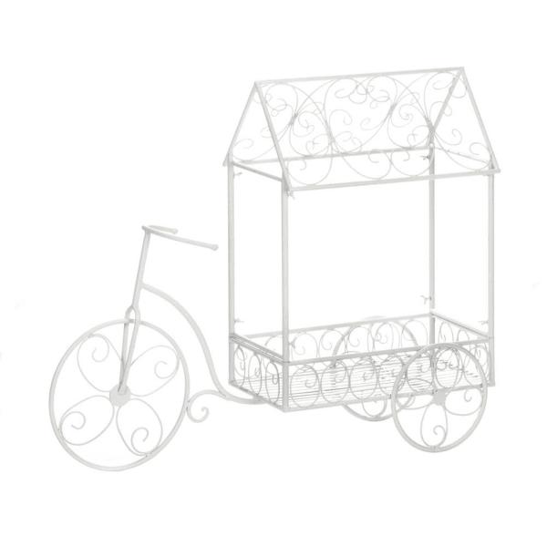 Vintage Bicycle Plant House