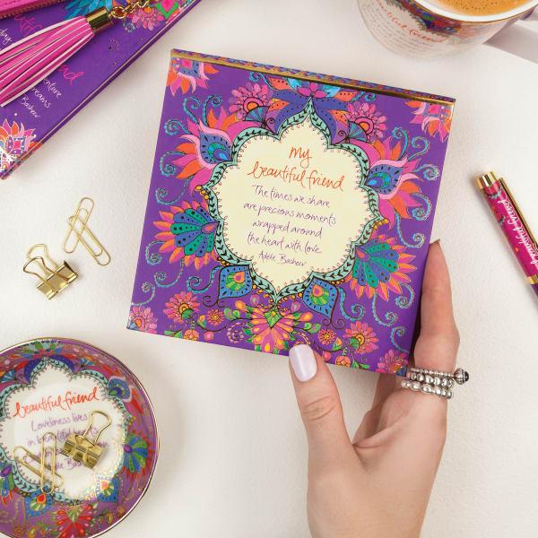 Beautiful Friend - Note Box