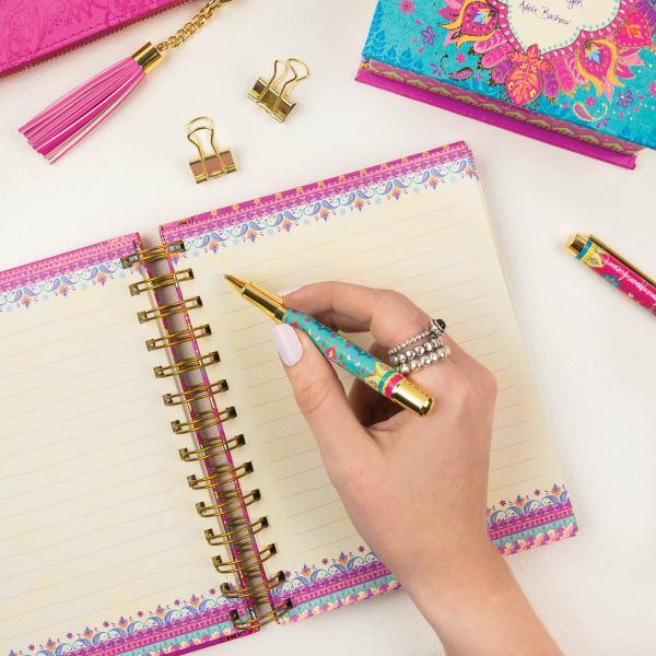 Follow Your Heart - Spiral Notebook