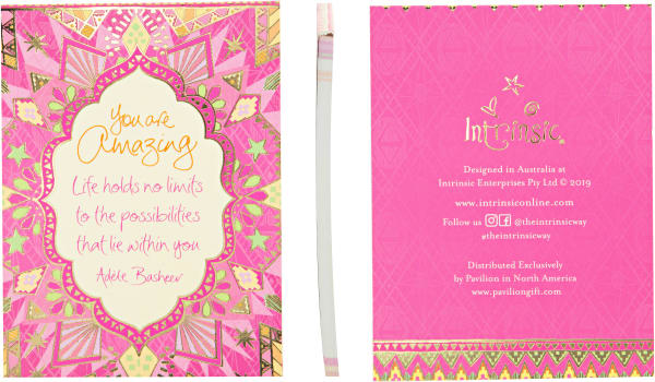 You Are Amazing - Magnetic List Pad Set