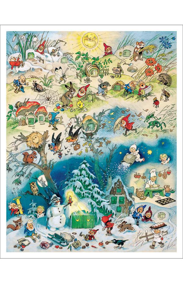 Korsch Advent - All Four Seasons