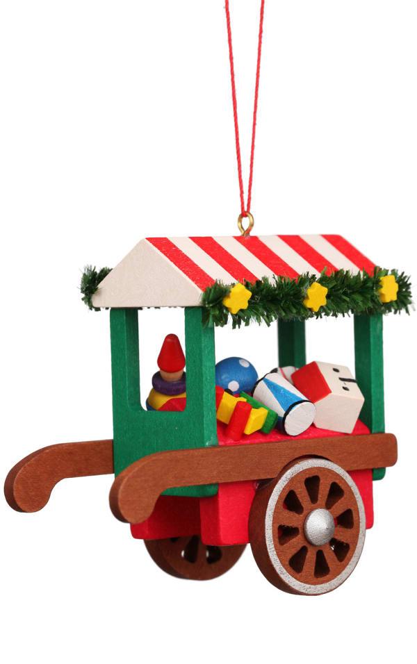 Christian Ulbricht Ornament - Car with Toys