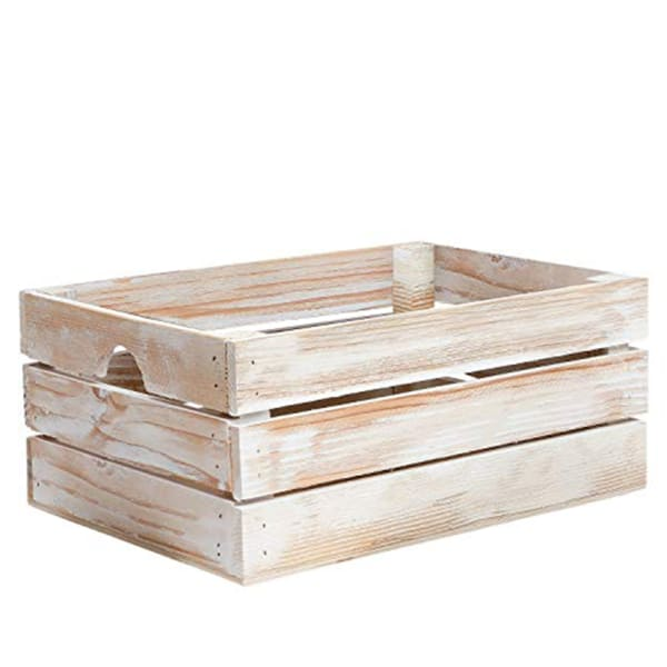 Rustic Decorative Wood Crates