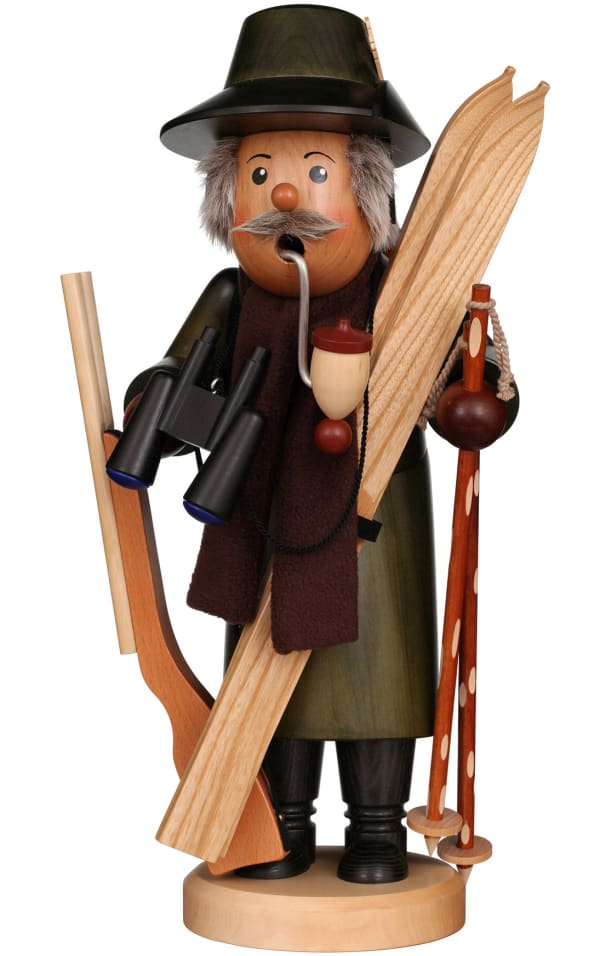 Christian Ulbricht Incense Burner - Hunter