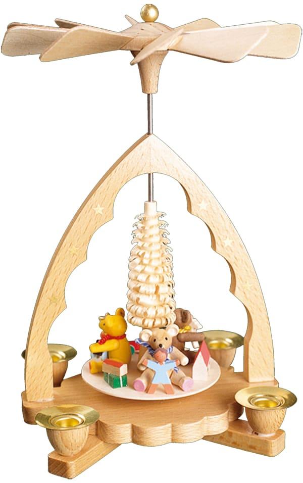 Richard Glaesser Pyramid - Teddy Bears Playing