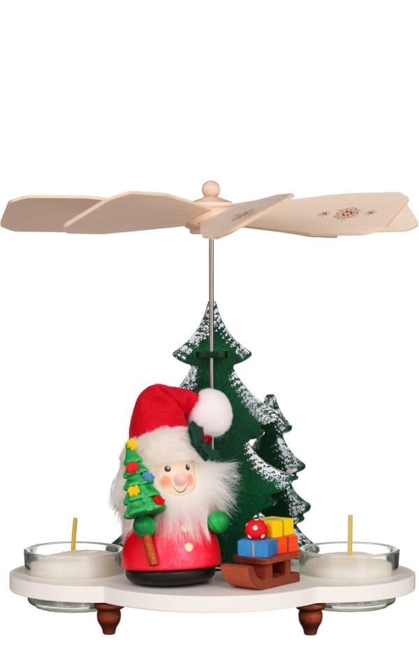 Christian Ulbricht Pyramid - Santa with Sled