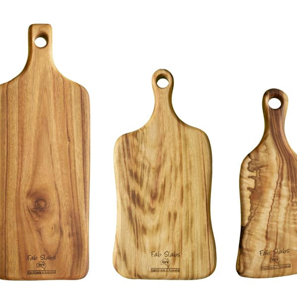 Wood Medium Paddle Board