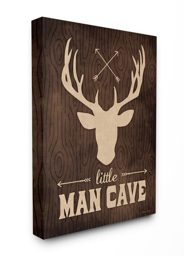 Rustic Little Man Wall Art