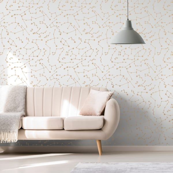 Constellations Removable Wallpaper