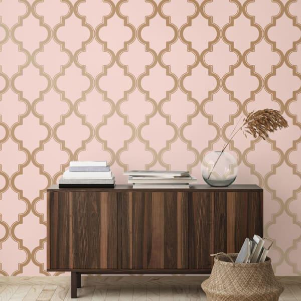 Marrakesh Removable Wallpaper
