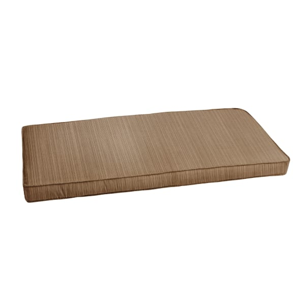 Sunbrella Bench Cushion 55