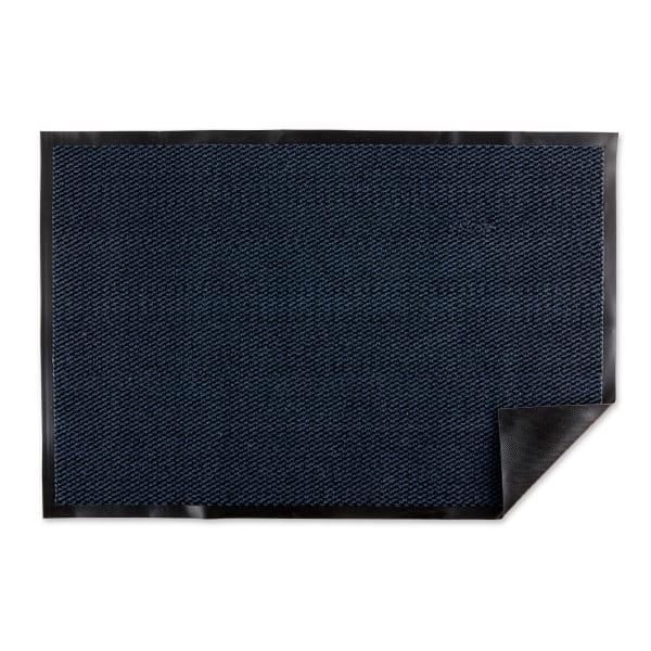 Walk Off Utility Doormat 30x48 Blue/Black