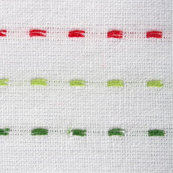 Boughs Of Holly Embellished Dishtowel (Set of 3)