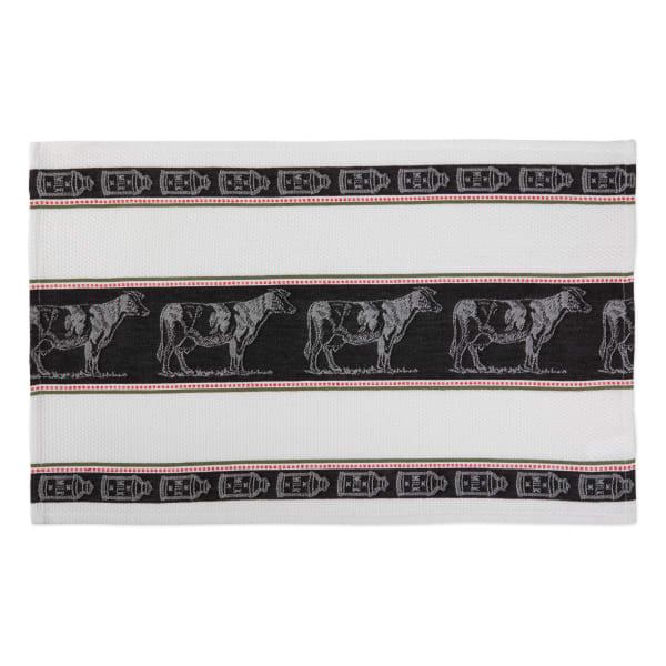 Cow Jacquard Dishtowel (Set of 3)