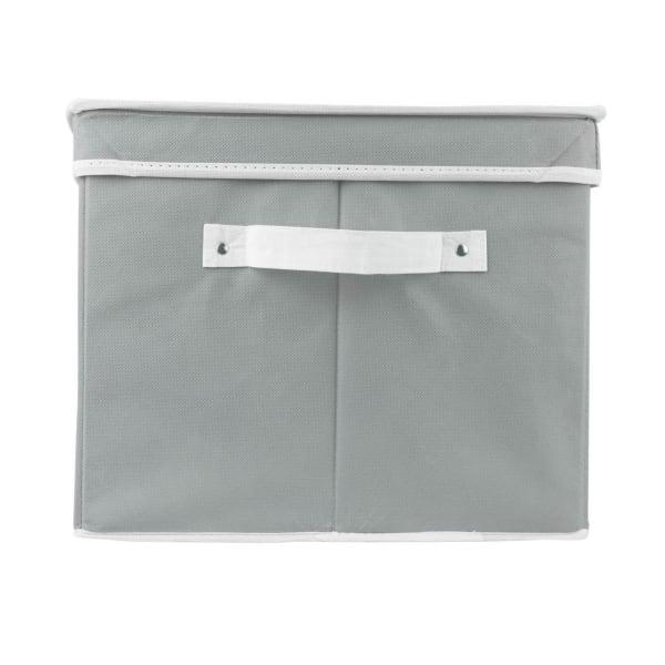 Closet Storage Jumbo Gray