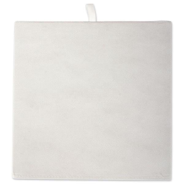 Polyester Cube Chevron Black Square 13x13x13