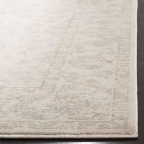 Ivory Polypropylene Rug  8' x 10'
