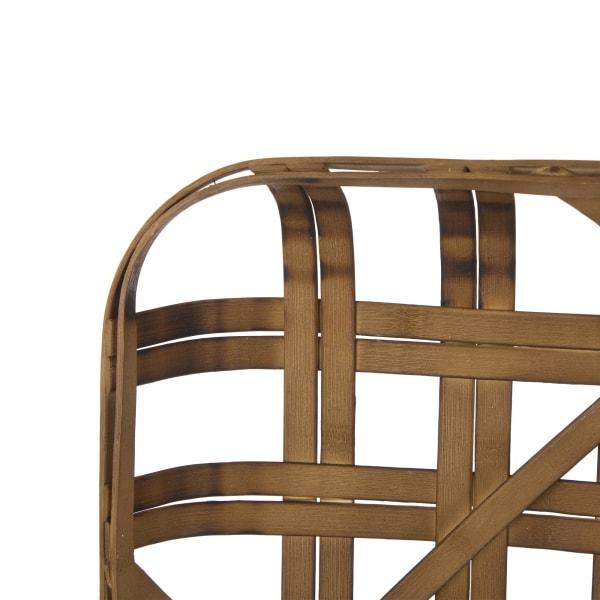 Tobacco Woven Basket