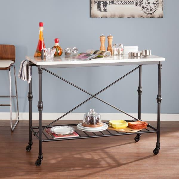 Kitchen Rolling Cart