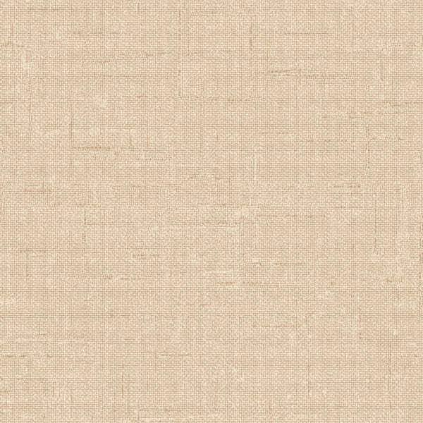 Textured Burlap Natural Self-Adhesive Removable Wallpaper Double Roll