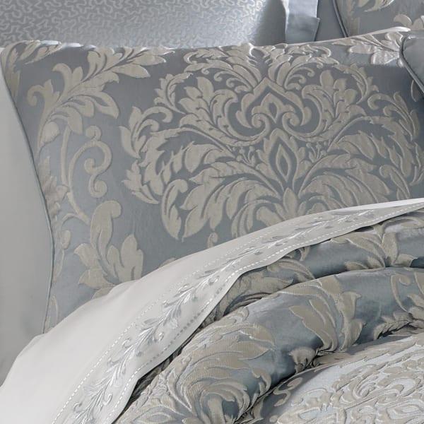 Blue King Comforter Set