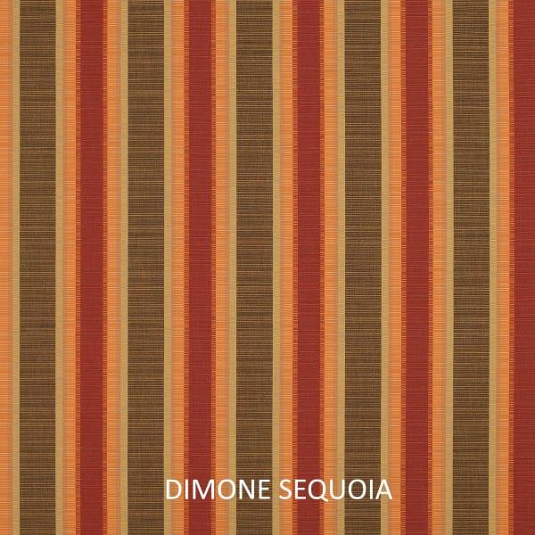 Sunbrella Corded in Dimone Sequoia Set of 2 Outdoor Pillow