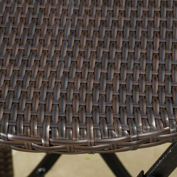Brown 3-Piece Bistro Set