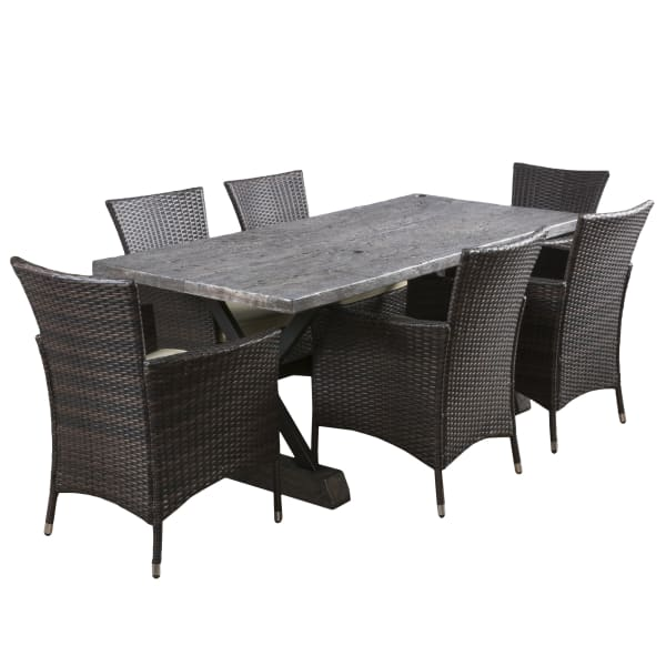 Brown Dining Set