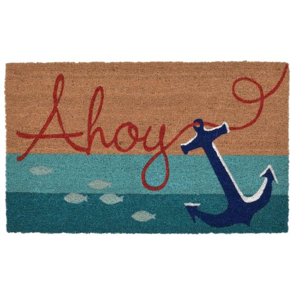 Ahoy Doormat 18