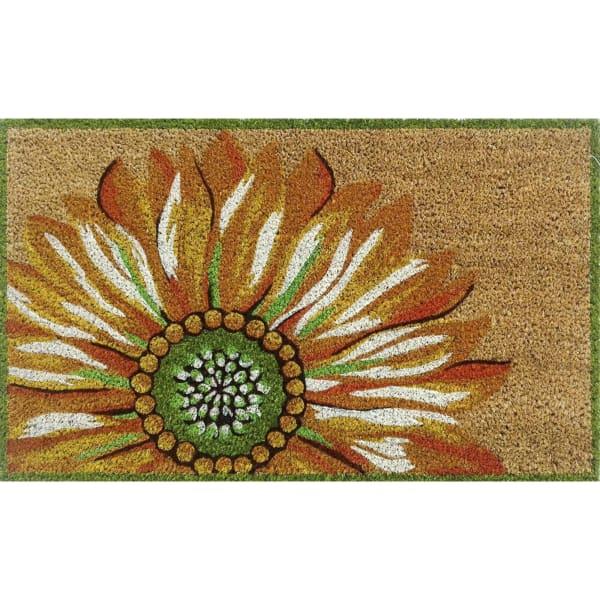 Sunflower Yellow Doormat 18
