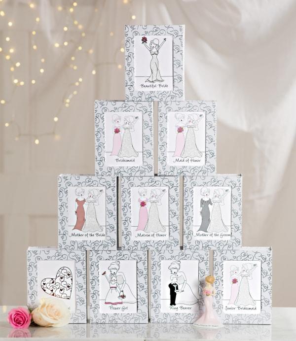 Bride Ornament