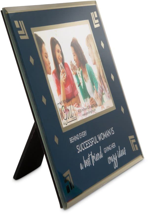 Successful Woman 4x6 Photo Frame