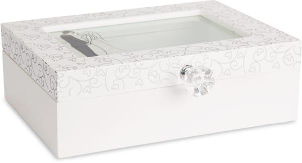 Forever & Always Wedding Keepsake Box