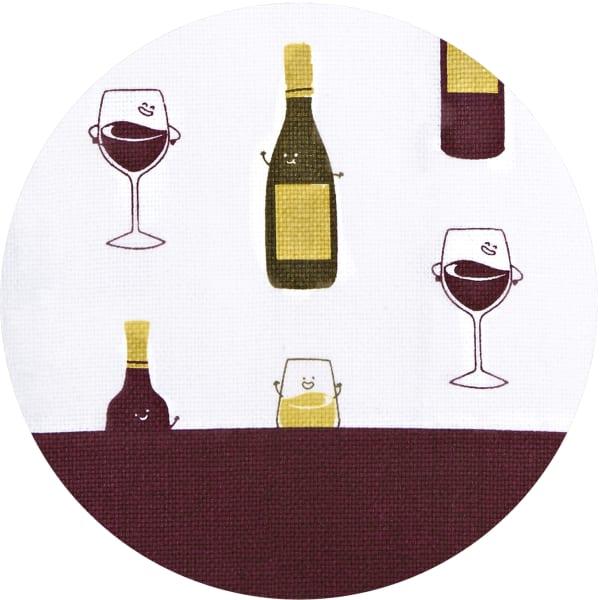 Wine - Tea Towel Gift Set of 2