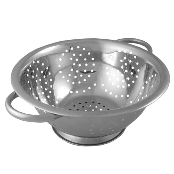 3 QT Stainless Steel Deep Colander