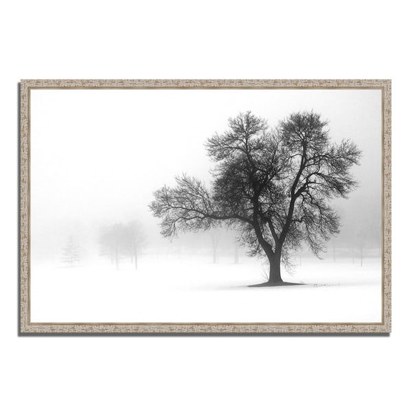 Fine Art Giclee Print on Gallery Wrap Canvas 32 In. x 22 In. Reaching Out Multi Color