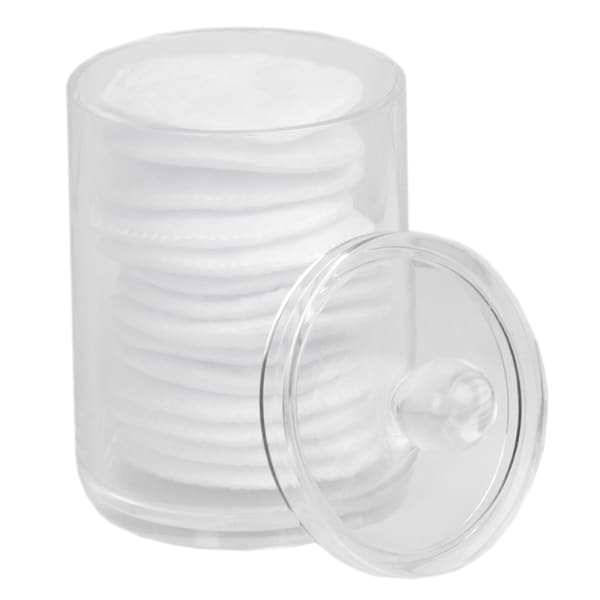 Cotton Swab and Ball Container