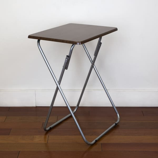 Cherry Multi-Purpose Foldable Table