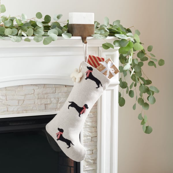 Ginger 12 x 20 Stocking in Natural