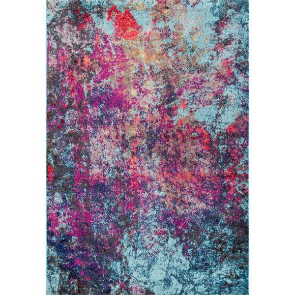 Reva Abstract 8' x 10' Multi Rug