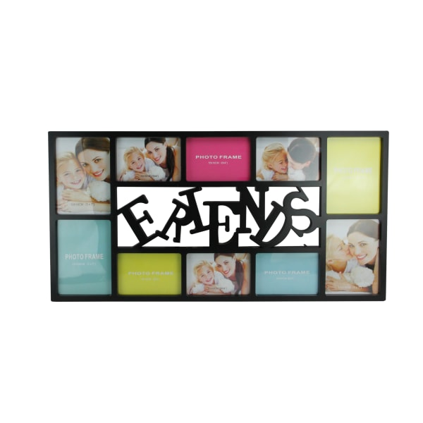 Friends Picture Collage Wall Frame