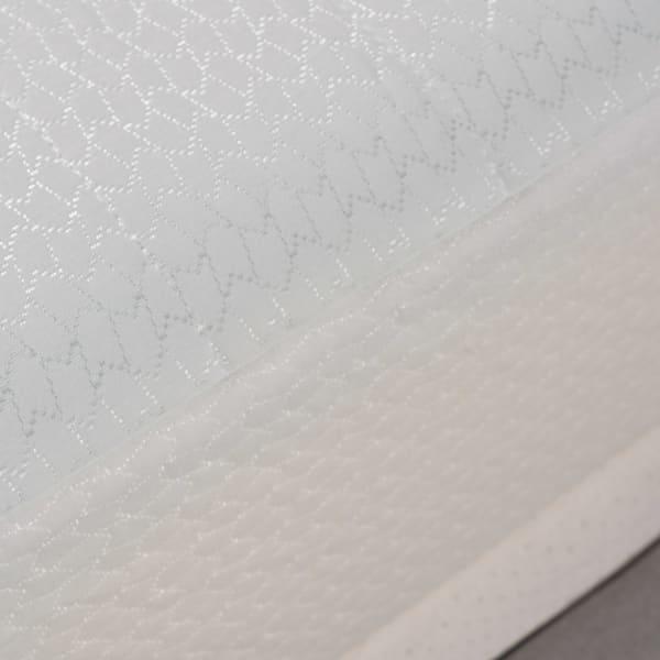 Basic White  Memory Foam Twin XL Mattress