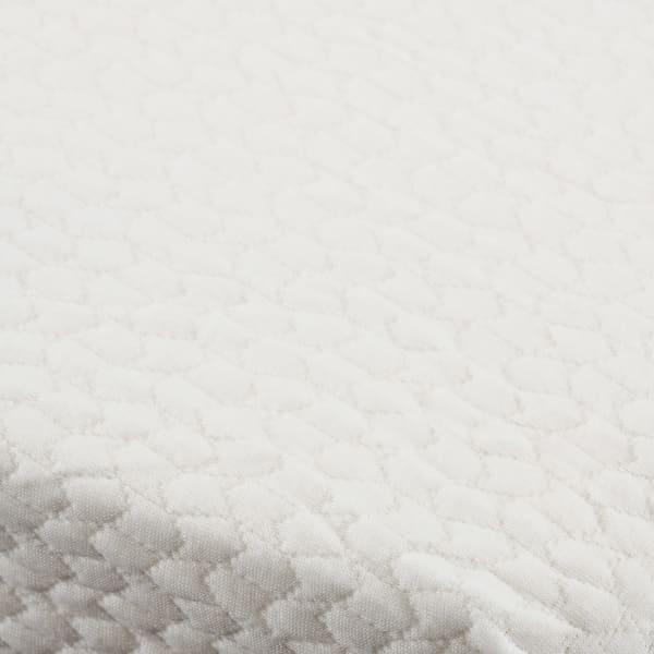 Basic White Memory Foam Queen Mattress