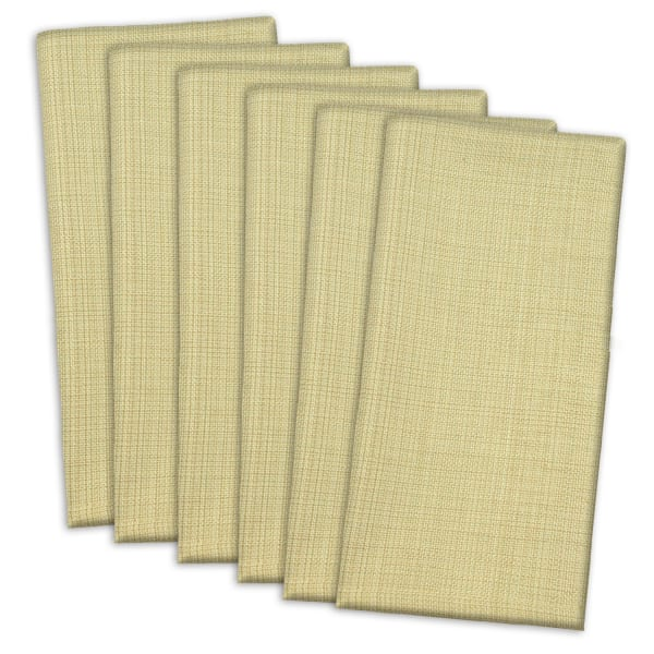 Taupe Cotton Napkin Set