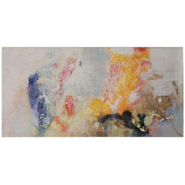Felix Abstract Canvas Wall Art