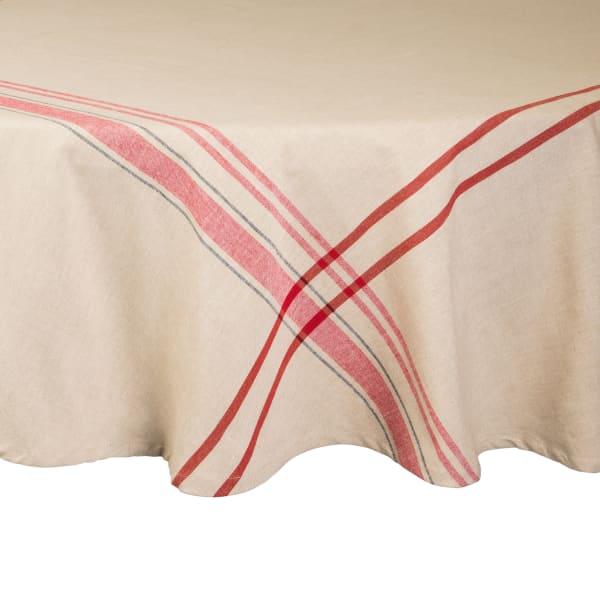 Madeleine Red Stripe 70