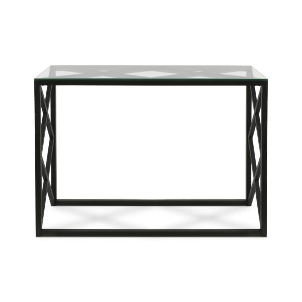 Dixon Blackened Bronze Console Table