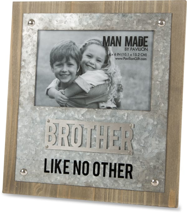 Brother Like No Other 4x6 Picture Frame