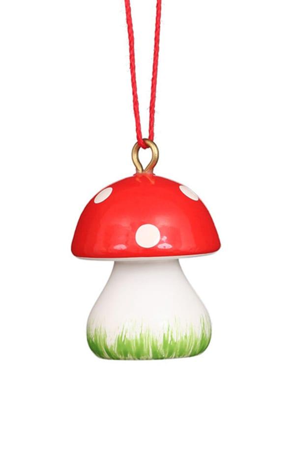 Christian Ulbricht Ornament - Mushroom
