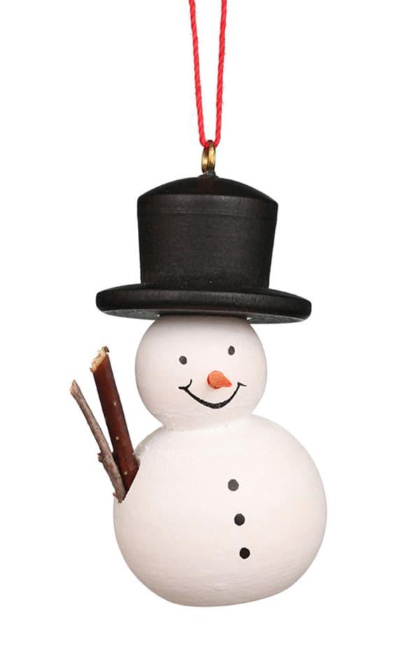 Christian Ulbricht Ornament - Snowman